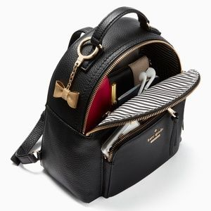 Kate Spade Jackson Leather backpack